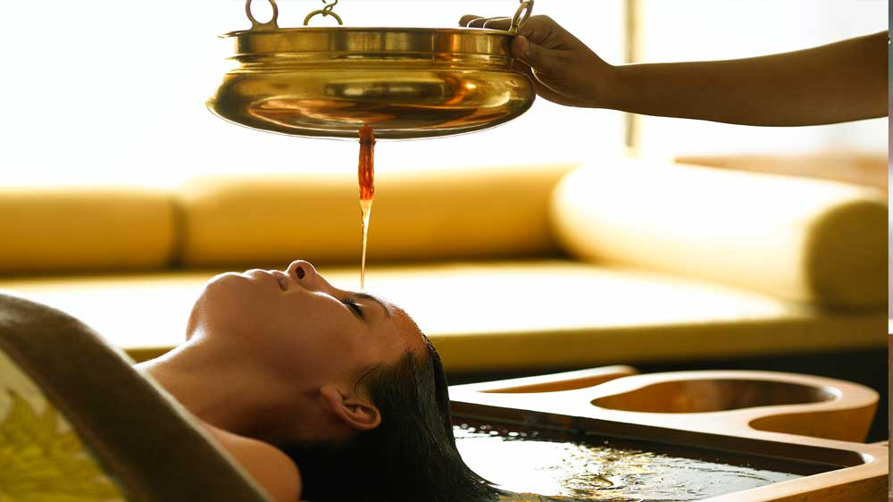 Pachakarma treatment